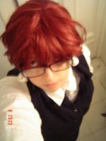 Young Grell stucliff Test II by Die-Rose