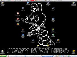 My Jimmy Desktop by Sokolov