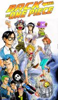 Back to One Piece by Goldman-Karee