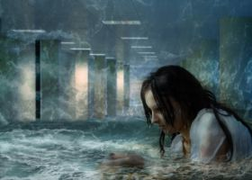 Submersion- by amethystmstock
