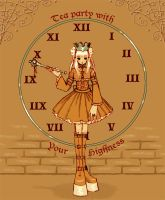 Your Highness Time ruler by Truthdel