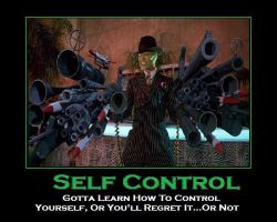 Self Control by TommEdge4Life