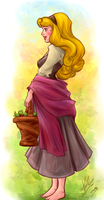 Briar Rose by sarumanka