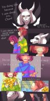 Hopes and Dreams [Undertale Comic] by MiknCookies