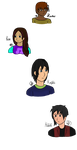 BH6NG: MAOR BABS by NerdzLikeTheCandy