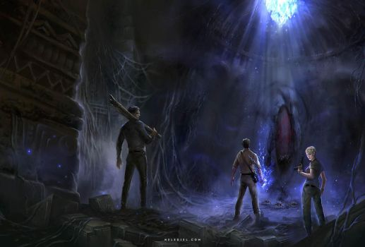 Dark Portal by Nele-Diel