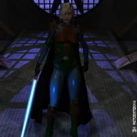 Jedi Old Republic Dark Version by elerav