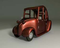 Laytonmobile by Trueblue-Lua