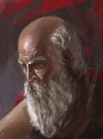 Old warrior by latent-talent