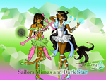 Mimas and Dark Star Inverse Fairylike-color effect by artboy-2