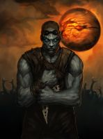 Riddick by zoppy