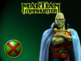 Martian Maunhunter by Superman8193