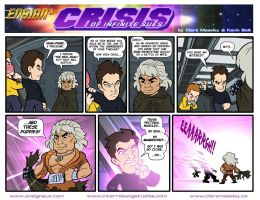Ensign Cubed Crisis of Infinite Sues 27 by kevinbolk