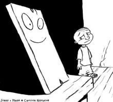 Jonny and Plank by o0NeonCola0o