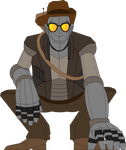 The Iron Sniper by CyberneticCupcake