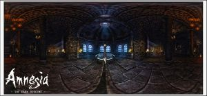 Amnesia: The Dark Descent Pano by Riot23