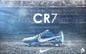 CR7 new winter collection Mercurial Vapor IX by abbaszahmed
