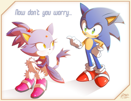 Now don't you worry by R-no71