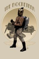 The Rocketeer by pypeworks
