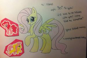 Something For A Fellow Brony... by anonymousnekodos