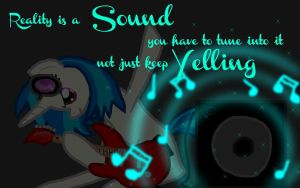 Vinyl Scratch WP by highray