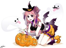 Halloween2012 by Ptit-Neko
