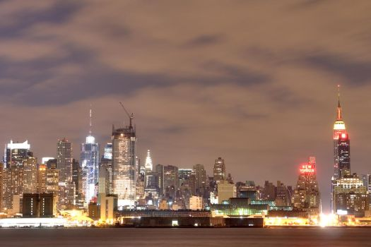 A City That Never Sleeps by sullivan1985