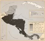 Territorial Evolution of Central America by DaFreak47