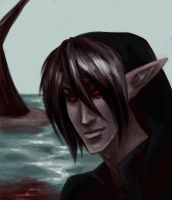 Dark Link by Kinsara