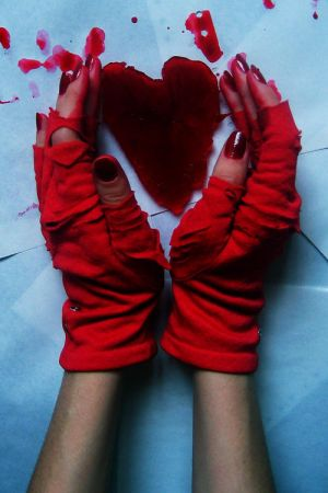 I made this heart for U by Zzaarr - AvataR . . .