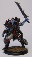DARK LEGION Alakhai the Cunning by FraterSINISTER