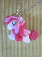 My Pink Little Pny by Anteam