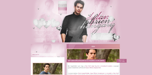 Ordered design (dylan-obrien.gportal.hu) by dailysmiley