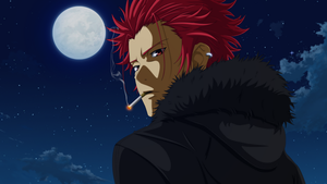 Mikoto Suoh by Flowerinhell