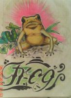 frog by tr3slibras