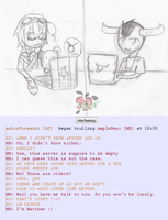 Homestuck x Hetalia sketch by BloodRoseNinja