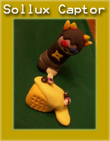 Sollux: Be a Clay Figure by Ninken-sama