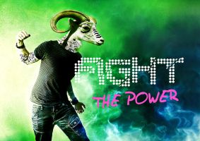 Fight The Power by demonflair