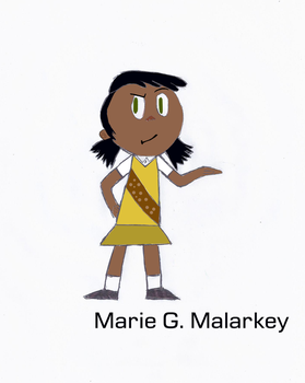Marie G. Malarkey by Airplanepilot501