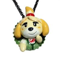 Isabelle Pop-out Necklace by LeiliaClay