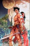 John Carter : Warlord Of Mars #1 Variant Cover by panelgutter