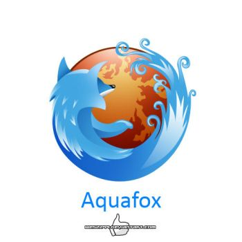 Mozilla Aquafox by Wes2299