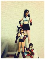 Tifa is such a Doll by frankiki