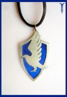 Ravenclaw Pendant by TrollGirl