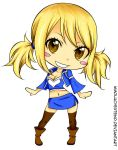 Lucy Heartfilia by xEternalSkyx