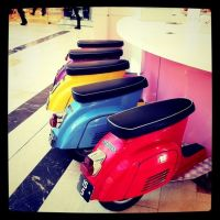 Piaggio by Gustavs