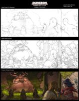 The Great Bloated One by UdonCrew