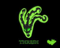 Thresh-league of legends by ThePanZa