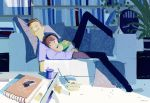 Another Great Nap by PascalCampion