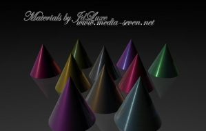 C4D Material Set 1 by JDLuxe
